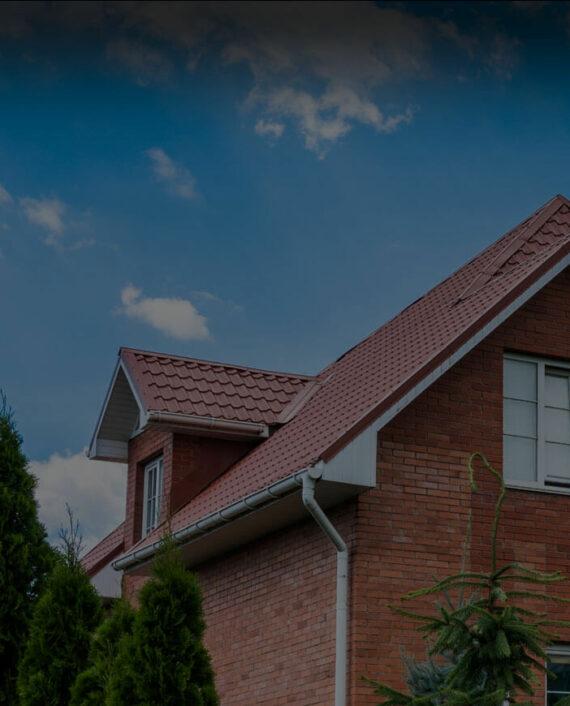 Családi ház tetőfedés